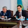 Бакытжан Сагинтаев обозначил приоритеты развития Алматы