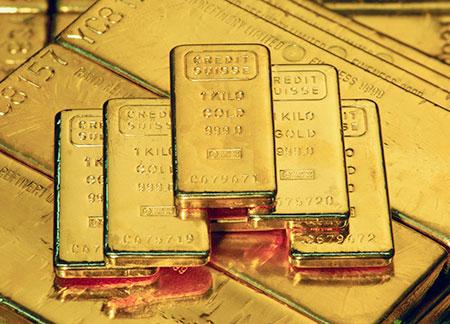 В Азии увеличился спрос на золото