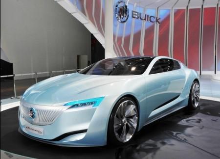 Демонстратор технологий Buick Riviera
