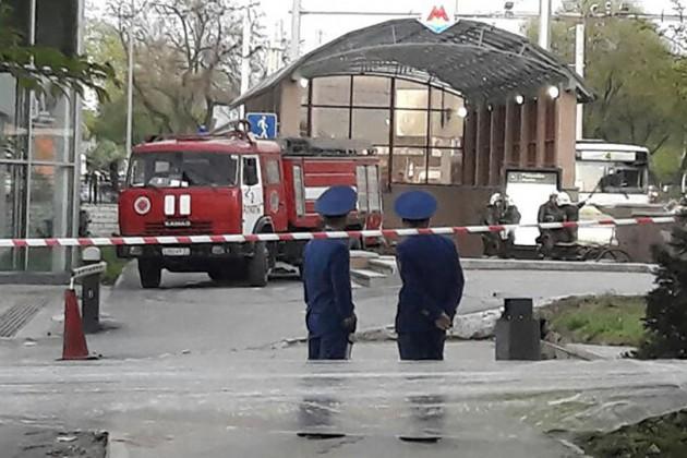 Изметро Алматы эвакуировали пассажиров