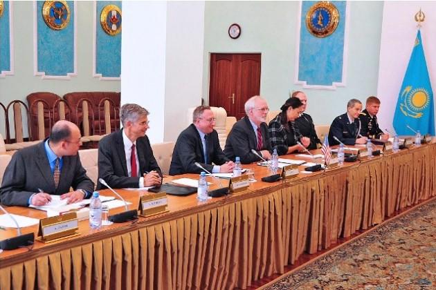 Опыт США введении спецопераций актуален для ВСКазахстана