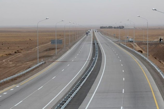 ЕБРР профинансирует реконструкцию участка автотрассы «Алматы— Астана»