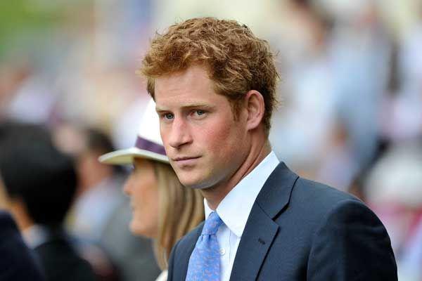 Принц Гарри отправился кататься на Чимбулак