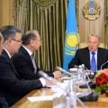 Касымов и Цхай прекратили свои полномочия