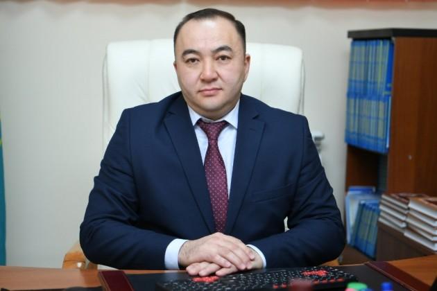 Назначен глава управления культуры и развития языков Туркестанской области