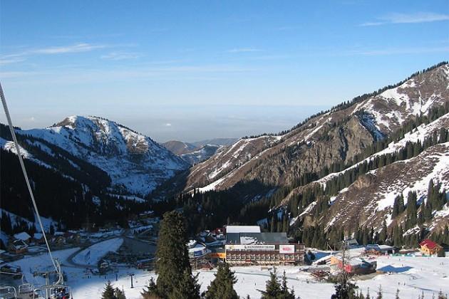 Франция поддерживает развитие горнолыжных курортов в Алматы