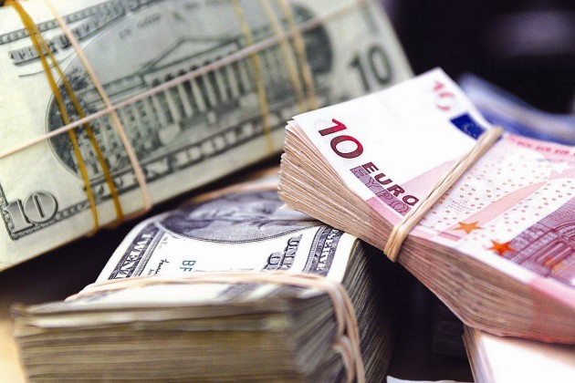 Евро и доллар будут снижаться