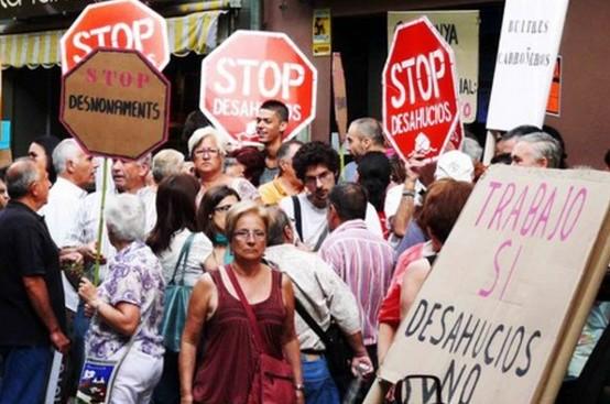 В Испании перестали выселять должников