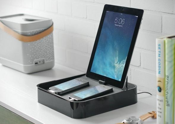 Новое зарядное устройство теперь подойдет ко всем смартфонам
