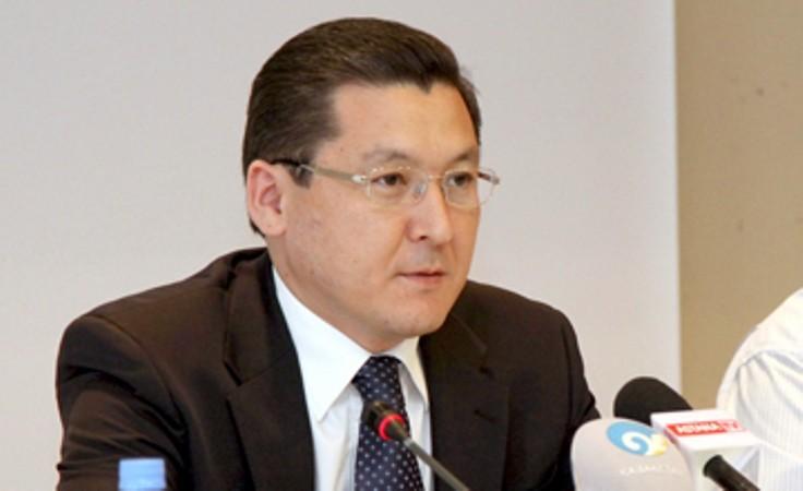 Тажин назначен первым заместителем руководителя администрации президентаРК