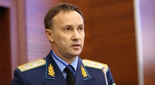 Андрей Кравченко освобожден отдолжности заместителя Генпрокурора