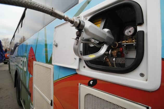 Газовое топливо: надежда на бизнес