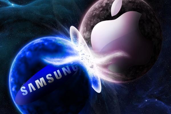 Samsung впервые обогнал Apple