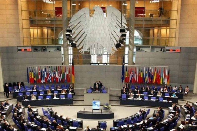 Бундестаг признал уничтожение армян геноцидом