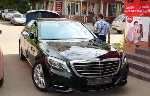 Автомобиль МИД Казахстана попал в ДТП в Астане