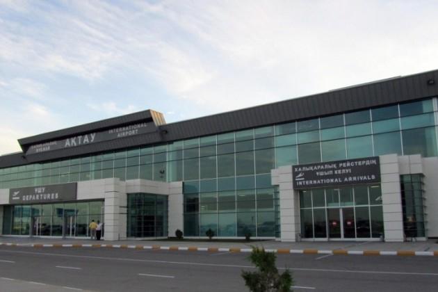 Второй этап реконструкции аэропорта Актау завершен