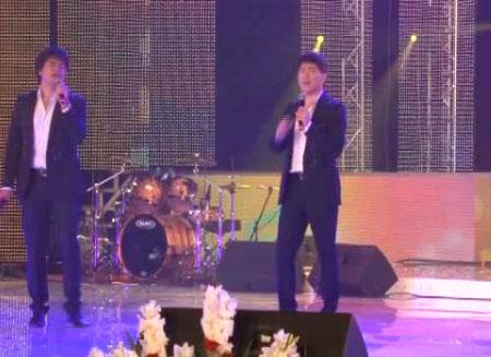 В столице состоялся праздничный концерт