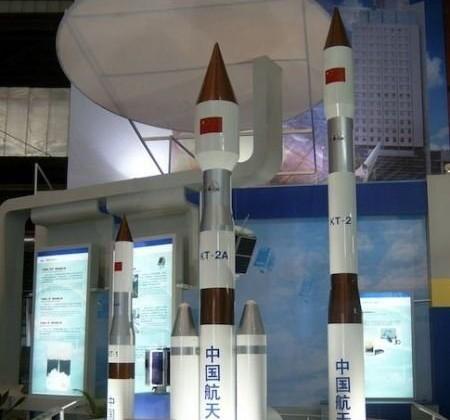 Китай снова испытал противоспутниковое оружие