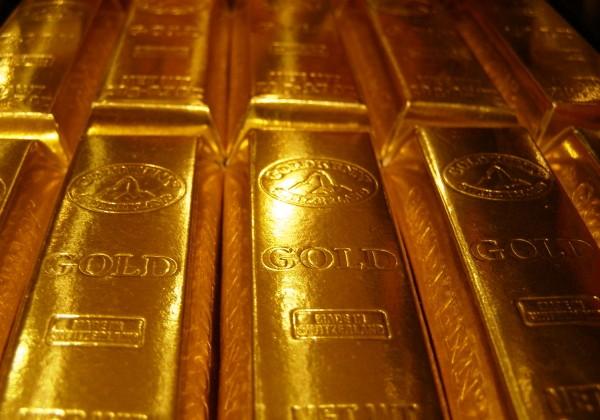 Мировые цены на золото будут на уровне $1100-1300