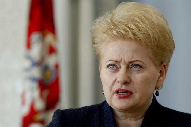 Президент Литвы считает Россию террористическим государством
