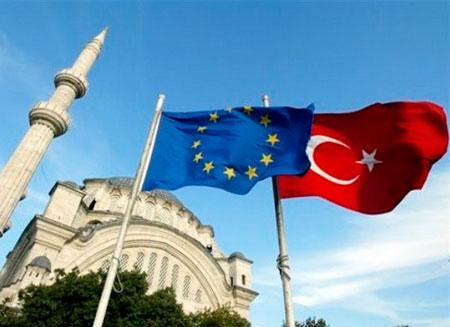 Германия встала на пути Турции в ЕС