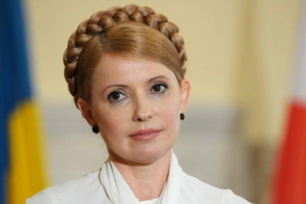 Верховная Рада Украины освободила Тимошенко