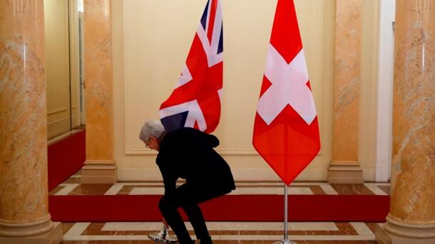 Швейцария подписала с Лондоном договор об экономических отношениях после Brexit