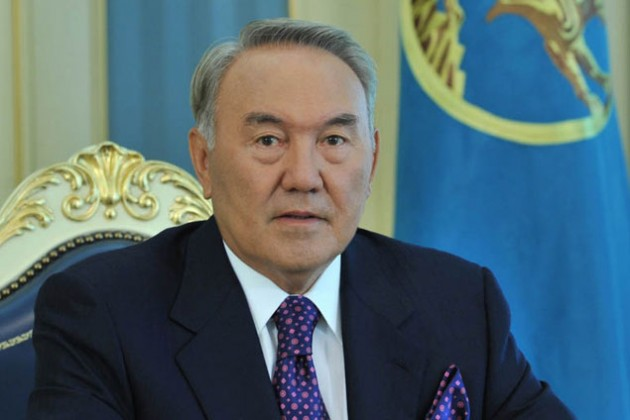 Презентация книги о Назарбаеве прошла в Пекине