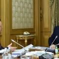 Нурсултан Назарбаев провел встречу с акимами двух областей
