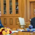 Президенту доложили о состоянии боевой готовности ВС