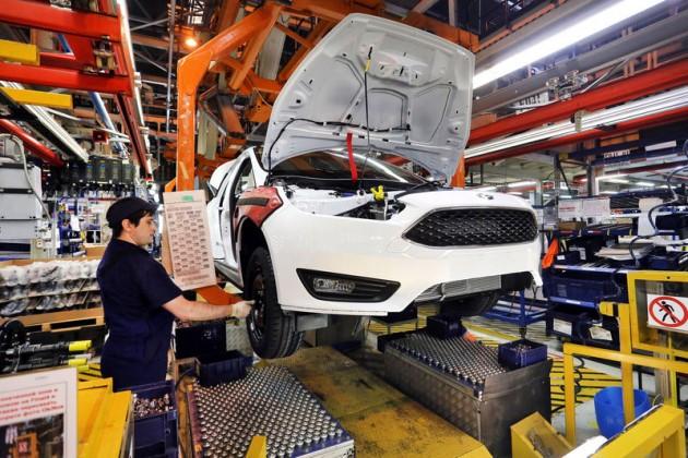 Ford отказался от выпуска легковых авто в России