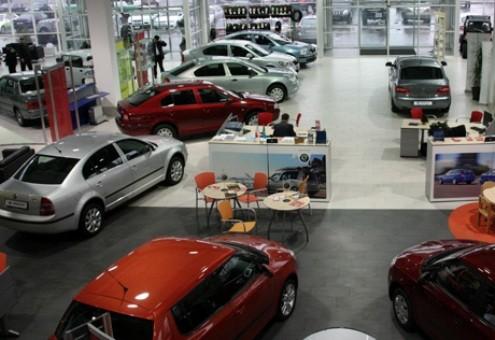 В Астане машины покупают в 2 раза реже, чем в Алматы