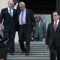 Белый дом запретил конгрессменам совершать поездки без его согласия