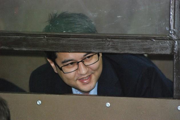 Поделу Куандыка Бишимбаева зачитали новый обвинительный акт