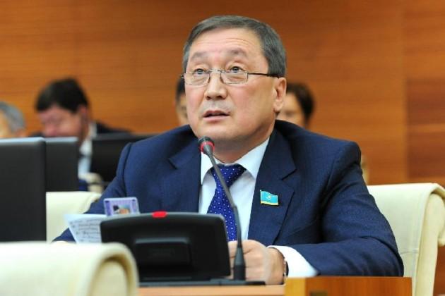 Министром сельского хозяйства назначен Сапархан Омаров
