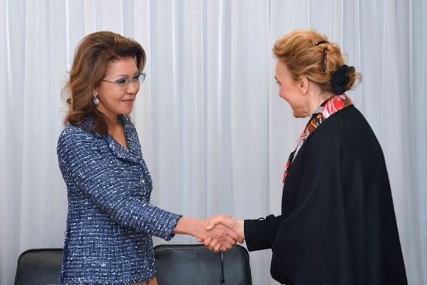 Дарига Назарбаева подняла вопрос о безвизовом посещении Хорватии гражданами РК