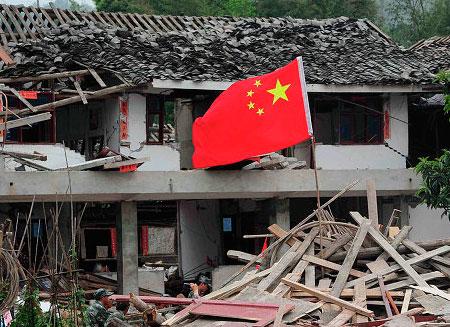 56 человек погибли от землетрясения в Китае