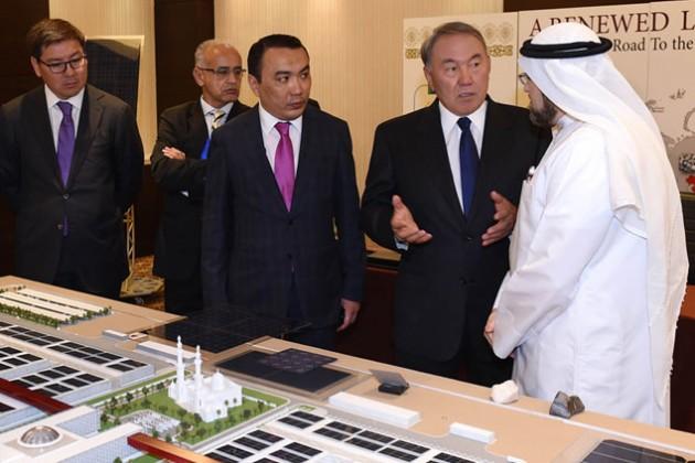 Казахстан готов развивать партнерские отношения с Катаром