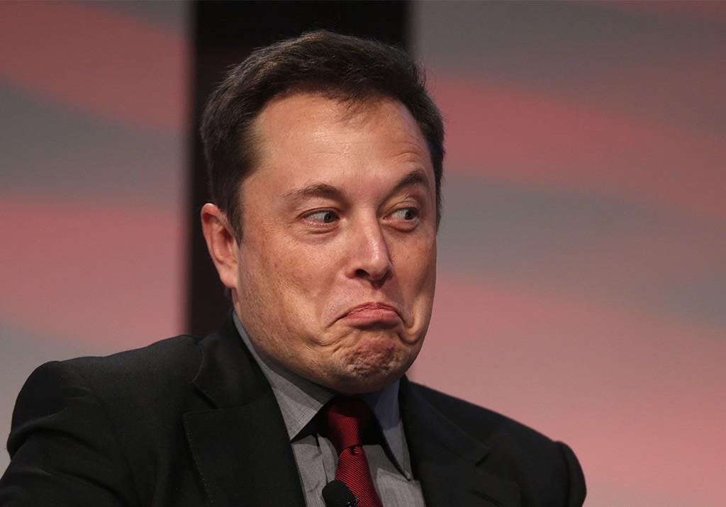 Компания Tesla отчиталась орекордных убытках