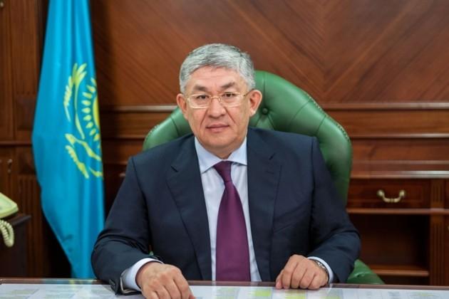 Крымбек Кушербаев потребовал наказать компании-однодневки