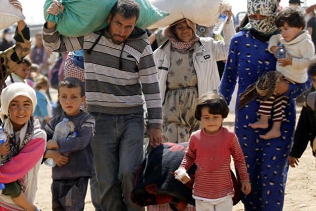 В Германии спрогнозировали рекордный приток беженцев