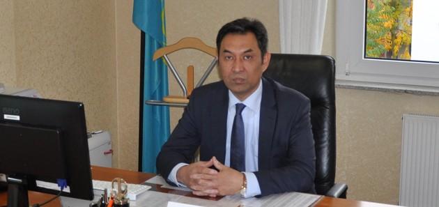 Даурен Карипов стал послом Казахстана в Германии