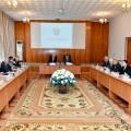 Аким Северо-Казахстанской области встретился с ветеранами