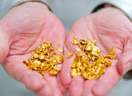 Кыргызстан подсчитал свои запасы золота