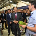 Бакытжан Сагинтаев: Мы готовы поддерживать любые ваши начинания