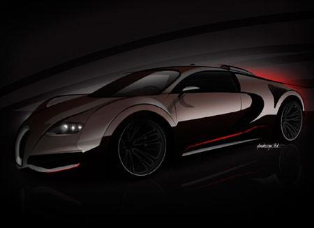 Bugatti удивит новой ценой