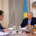 Нурсултан Назарбаев: Ясчитаю, что правительство напряженно работает