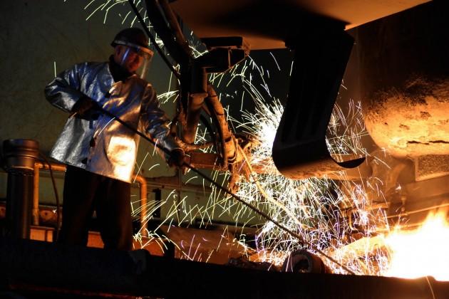 Убыток ArcelorMittal составил $345 млн.