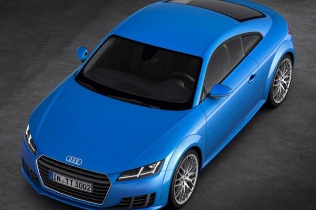 Audi думают создать семейство TT
