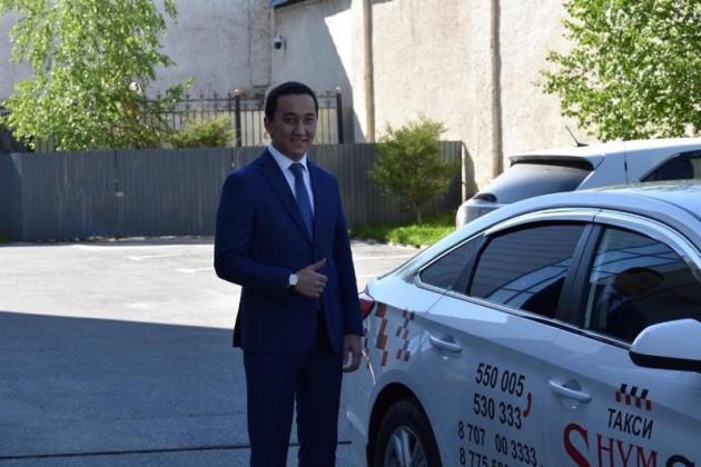 Судьи Шымкента отказались от служебных автомобилей